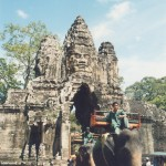 South Gat of Ankgkor Thom-01